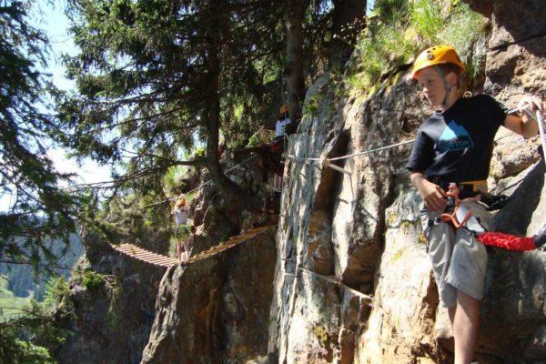 Klippitztörl Klettergarten