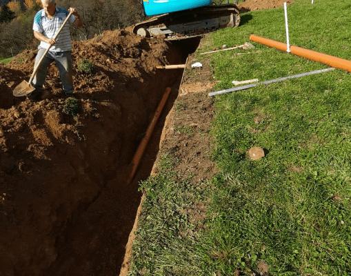 Gießlhütte-Erdbewegung (1)